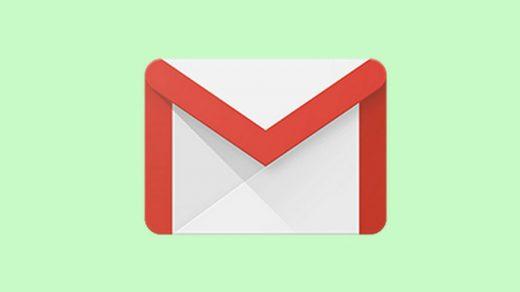 Clic droit sur Gmail
